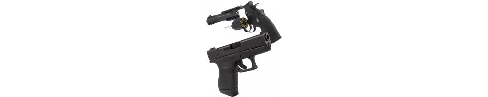 Armas Defesa Pessoal Novas - Eléctricas | Gaz Pimenta | pistolas | Revolver