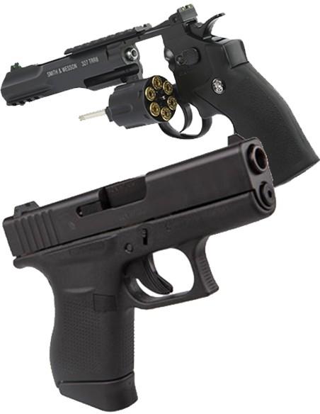 Armas de Defesa Pessoal Novas