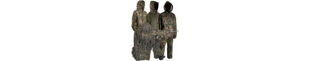 Fatos de Chuva e Fatos Macaco   Camuflagem - Impermeável