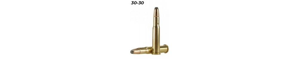Munições de Carabina - Calibre 30-30 - Caça