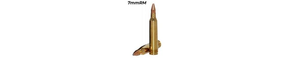 Munições de Carabina - Calibre 7mm Rem. Mag. - Caça