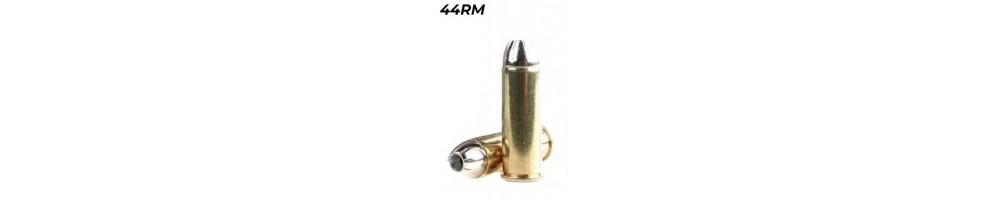 Munições de Carabina - Calibre 44 Rem. Mag. - Caça