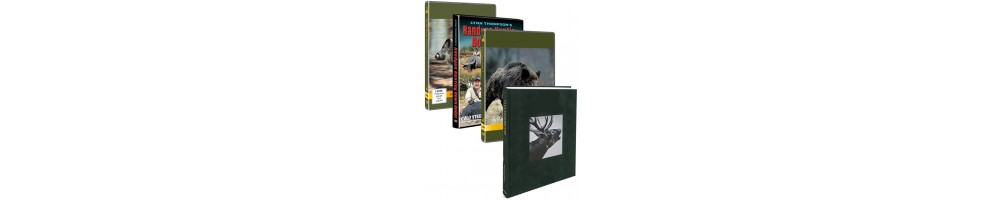 Livros e DVDs de Caça