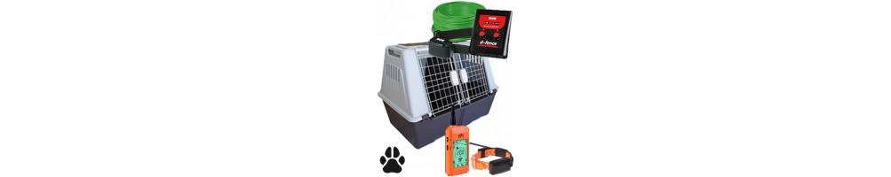 Artigos para Cães - GPS | Trelas | Caixas de Transporte | Vedação