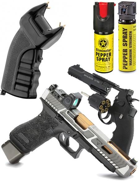 Armas de Defesa Pessoal