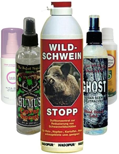 Repelentes e Cobre Odores