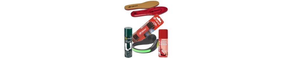 Acessórios de Calçado - Limpeza | Cremes | Palmilhas...