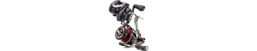 Carretos de Pesca - Carretos de casting | Spinning