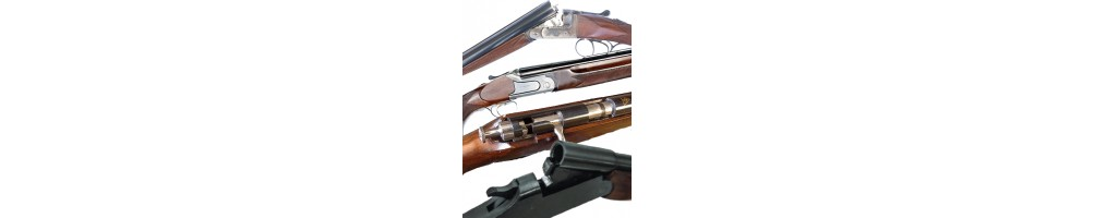 Armas de Caça Usadas - Caçadeiras | Espingardas | Carabinas | Ferrolho
