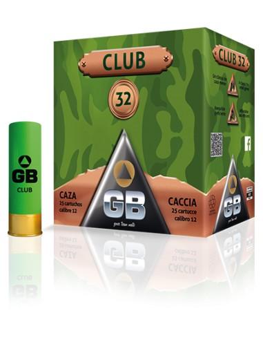 GB Club (Cal.12 / 32g)